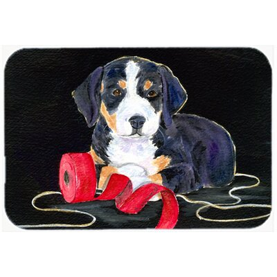 Entlebucher Mountain Dog Kitchen/Bath Mat