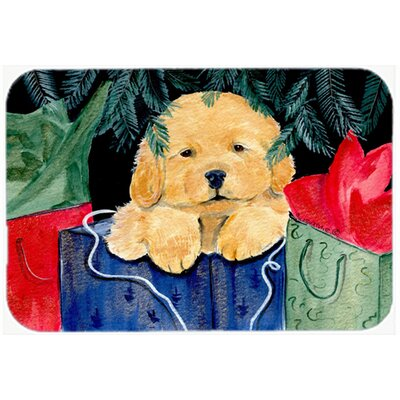 Golden Retriever Kitchen/Bath Mat