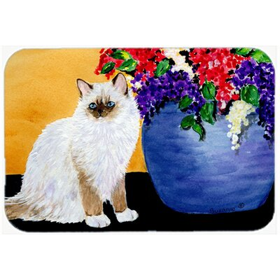 Cat Ragdoll Kitchen/Bath Mat