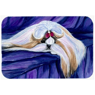 Shih Tzu Kitchen/Bath Mat