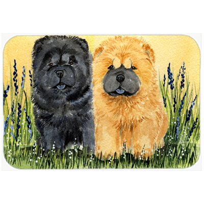 Chow Chow Kitchen/Bath Mat