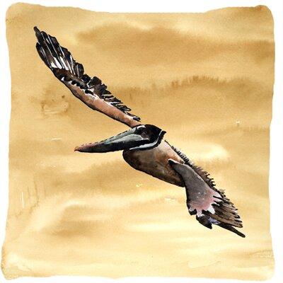 Pelican Indoor/Outdoor Throw Pillow