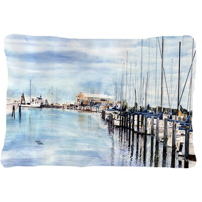 The Warf Indoor/Outdoor Throw Pillow