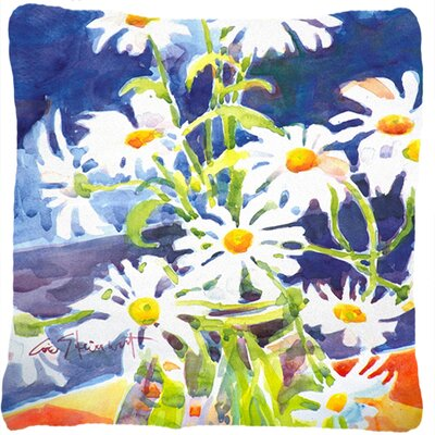 Daisy Indoor/Outdoor Throw Pillow