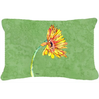 Gerber Daisy Indoor/Outdoor Throw Pillow