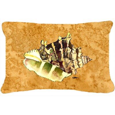 Balderston Shell Indoor/Outdoor Throw Pillow