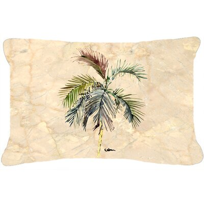 Palm Tree Indoor/Outdoor Throw Pillow