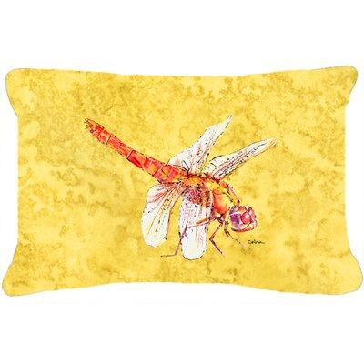 Dragonfly Indoor/Outdoor Throw Pillow