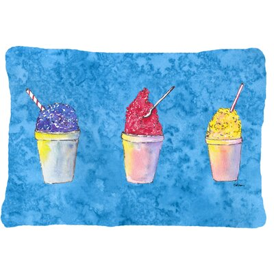Snowballs Indoor/Outdoor Throw Pillow