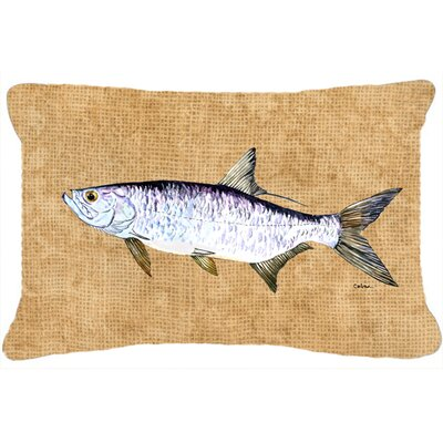Tarpon Rectangular Indoor/Outdoor Throw Pillow