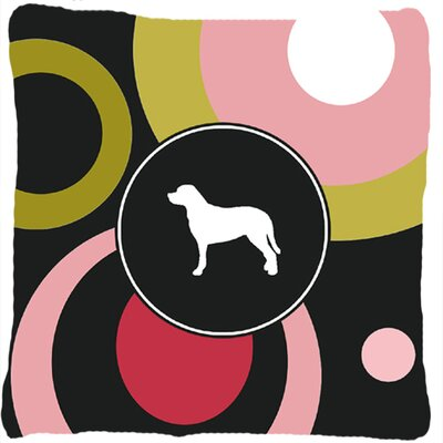 Greater Swiss Mountain Dog Indoor/Outdoor Throw Pillow