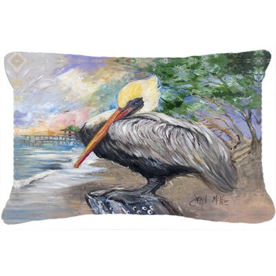 Pelican Bay Indoor/Outdoor Throw Pillow