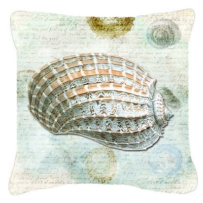 Balderston Coastal Indoor/Outdoor Throw Pillow Size: 14 H x 14 W x 4 D
