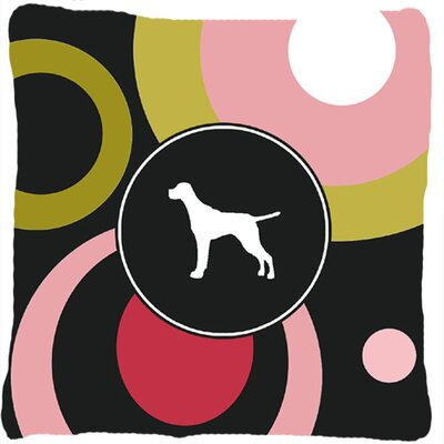 Pointer Indoor/Outdoor Throw Pillow