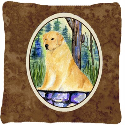 Octave Fontenot Indoor/Outdoor Throw Pillow