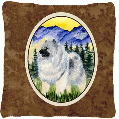 Janesville Brown Indoor/Outdoor Throw Pillow