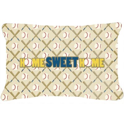 Home Sweet Home Indoor/Outdoor Throw Pillow