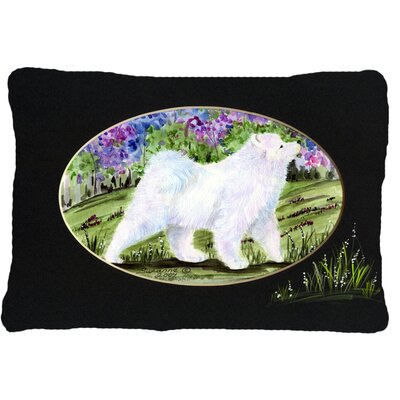 Samoyed Rectangular Indoor/Outdoor Throw Pillow