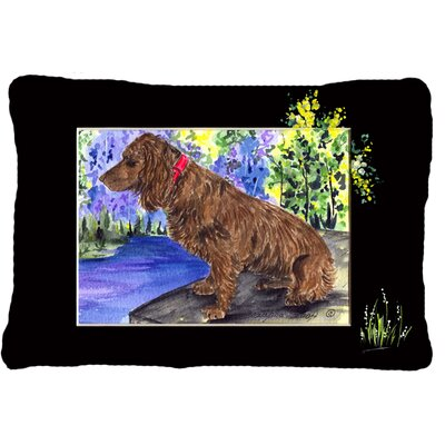 Boykin Spaniel Indoor/Outdoor Throw Pillow