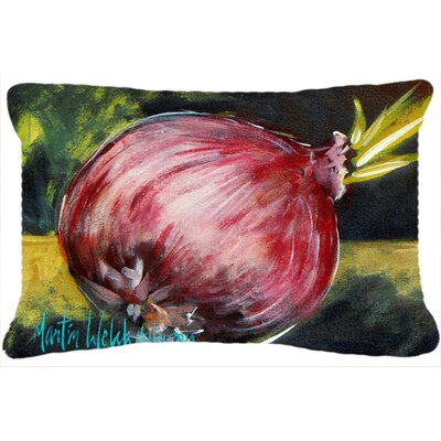 Onion One-Yun Indoor/Outdoor Throw Pillow