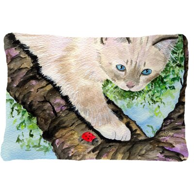 Birman Indoor/Outdoor Throw Pillow