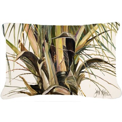 Top Coconut Tree Indoor/Outdoor Throw Pillow