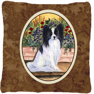 Papillion Indoor/Outdoor Throw Pillow