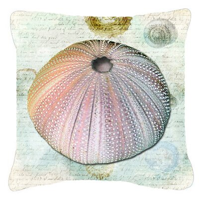 Anemone Indoor/Outdoor Throw Pillow Size: 14 H x 14 W x 4 D