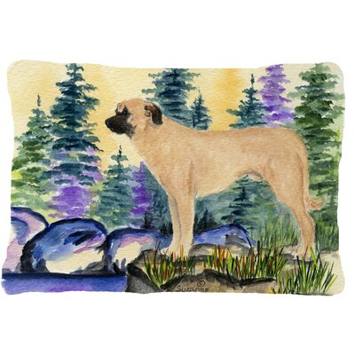 Anatolian Shepherd Indoor/Outdoor Throw Pillow