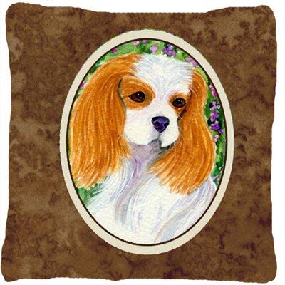 Cavalier Spaniel Indoor/Outdoor Throw Pillow
