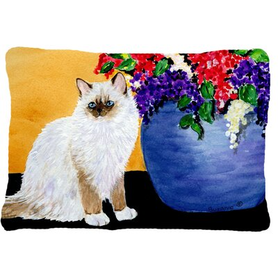 Ragdoll Indoor/Outdoor Throw Pillow