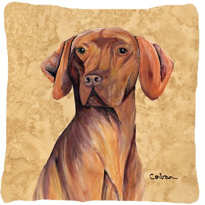 Vizsla Indoor/Outdoor Throw Pillow