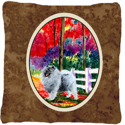 Janesville Contemporary Indoor/Outdoor Throw Pillow