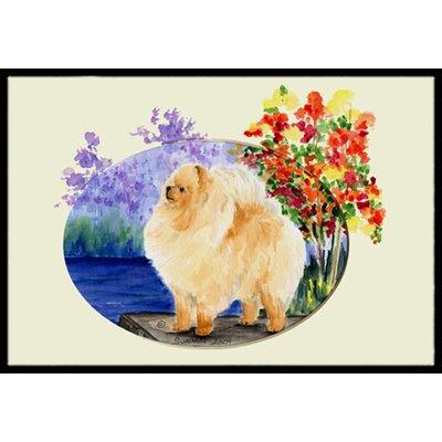 Pomeranian Doormat