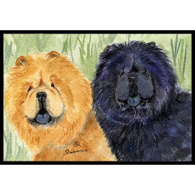 Chow Chow Doormat