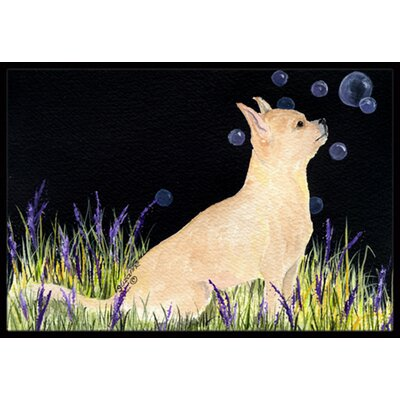 Starry Night Chihuahua Doormat