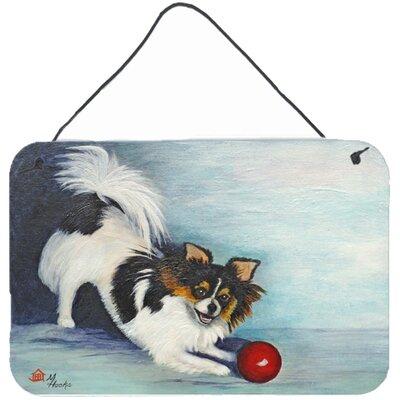 Chihuahua Play Ball Painting Print