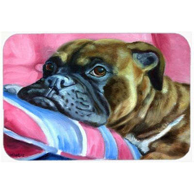 Boxer Kitchen/Bath Mat Size: 24 W x 36 L