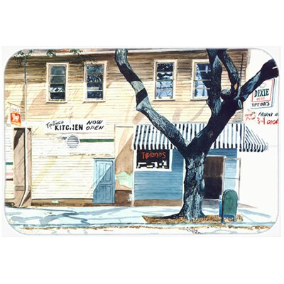Tipitinas Kitchen/Bath Mat Size: 24 W x 36 L