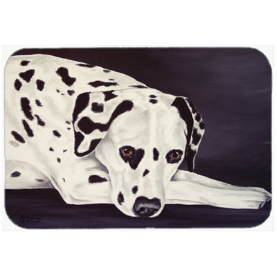 Dalmatian Kitchen/Bath Mat Size: 20 W x 30 L
