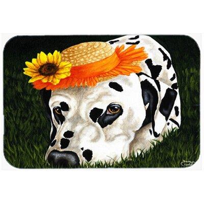 My Sun Spot Dalmatian Kitchen/Bath Mat Size: 20 W x 30 L