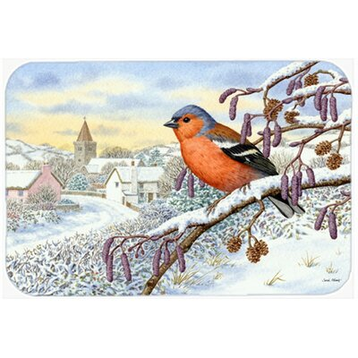 Bull Finch Kitchen/Bath Mat Size: 20 W x 30 L
