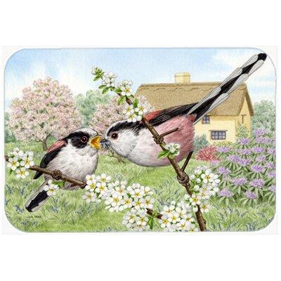 Atwell Birds Kitchen/Bath Mat Size: 20 W x 30 L