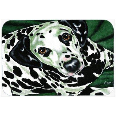 Emerald Beauty Dalmatian Kitchen/Bath Mat Size: 20 W x 30 L