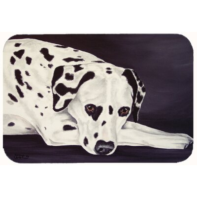 Dalmatian Kitchen/Bath Mat Size: 24 W x 36 L