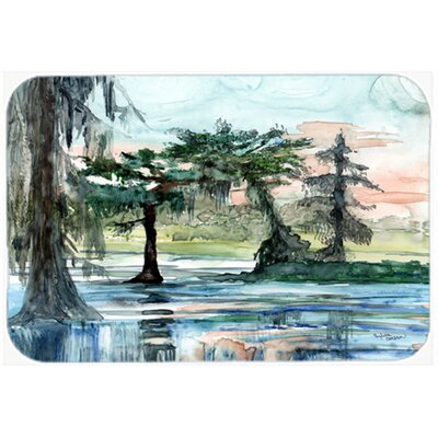 In the Swamp Kitchen/Bath Mat Size: 20 W x 30 L