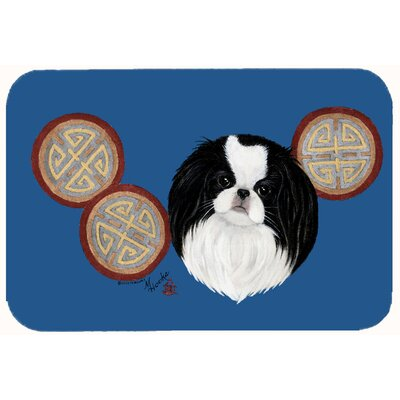 Japanese Chin Kitchen/Bath Mat Size: 24 W x 36 L
