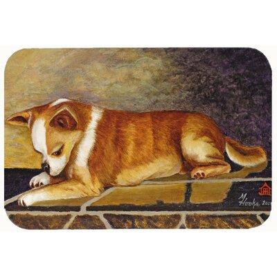Chihuahua I See Me Kitchen/Bath Mat Size: 20 W x 30 L