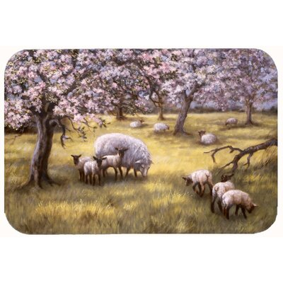 Kaleb by Daphne Baxter Kitchen/Bath Mat Size: 24 W x 36 L