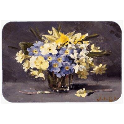 Spring Bouquet by John Codner Kitchen/Bath Mat Size: 24 W x 36 L